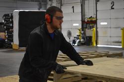 Shipping Pallet Builder